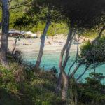 Der Weg in die Cala Lombards im Süden von Mallorca